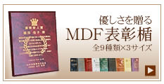 MDF表彰楯