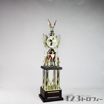 【オリジナルデザインができるトロフィー】 TRZ-2370C ★高さ485mm 《#B19》