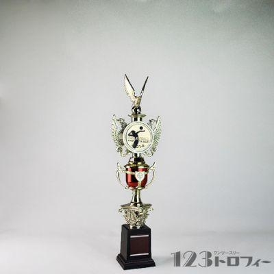 【オリジナルデザインができるトロフィー】 TRZ-2370D ★高さ420mm 《#B16》
